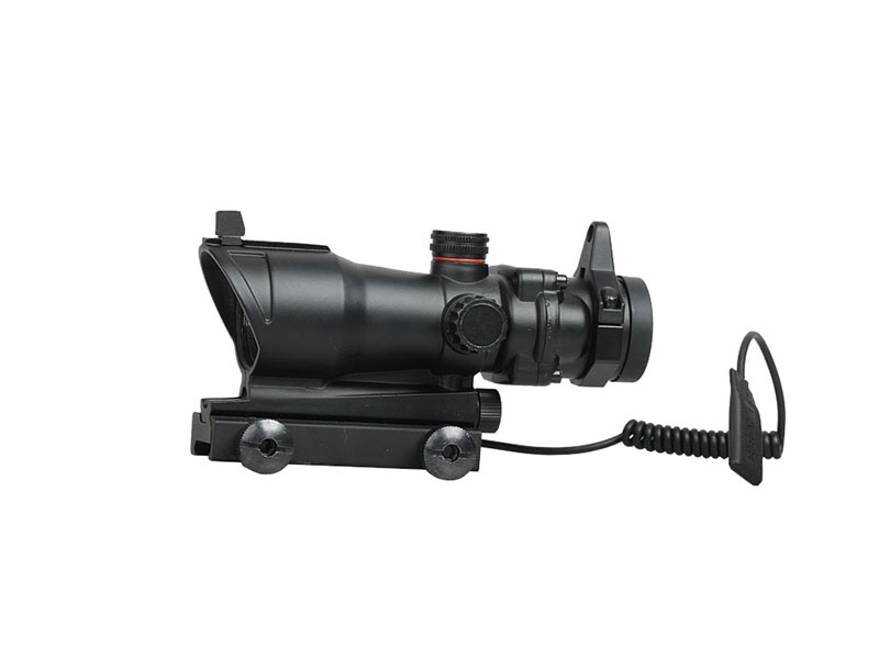 ACOG 1X32 Red/Green Dot HD-2A Black With Red Laser