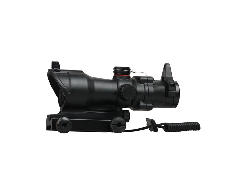 ACOG 1X32 Red/Green Dot HD-2B Black With Red Laser
