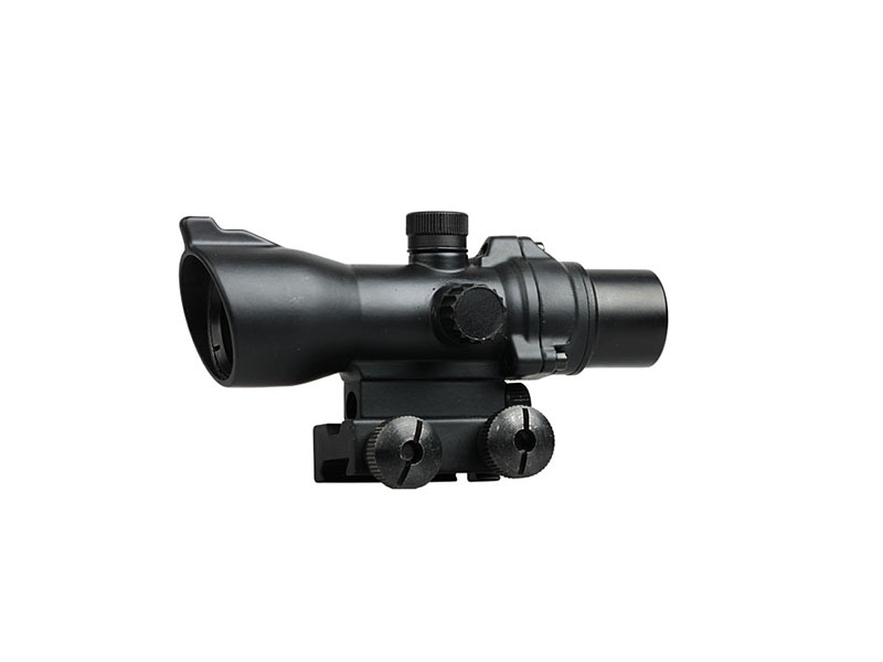 ACOG Type 1X25 Red/Green Dot HD-3 Black