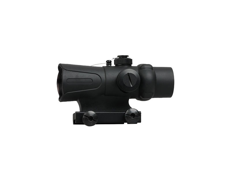 ACOG Type 1X30 Red/Green Dot Sight Scope w/Killflash HD-11 Black