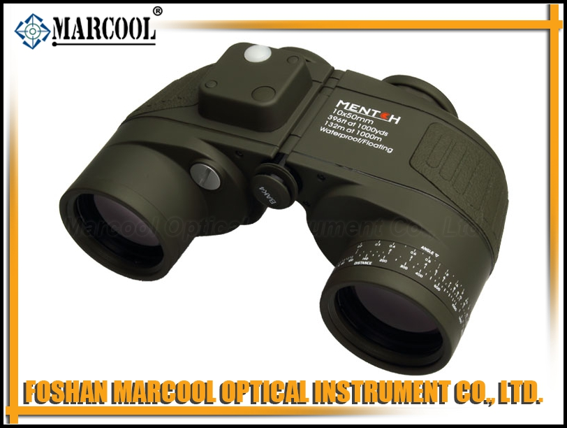 Sailling Binocular 10x50 with Digital Compass