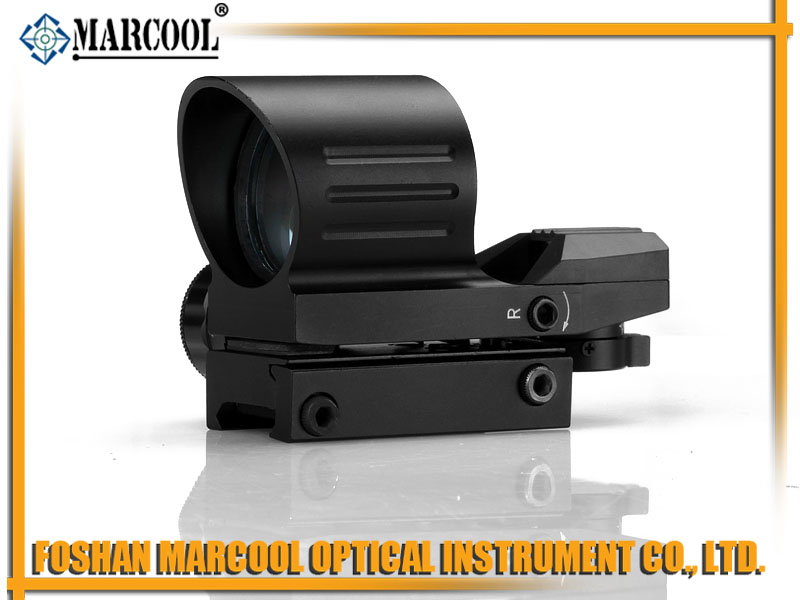 HD111 1X33  Opening Holographic Sight with 4 Big reticle