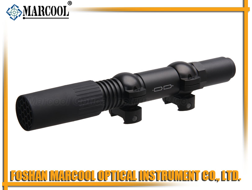NVMT IR Flashlight