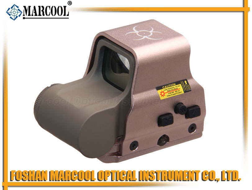 Zombie Stopper 556B holographic Sight in Gold