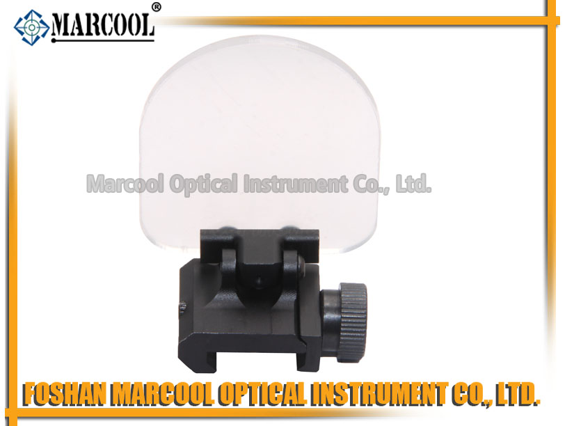 Lighting shield for 552 & 551 holographic sight