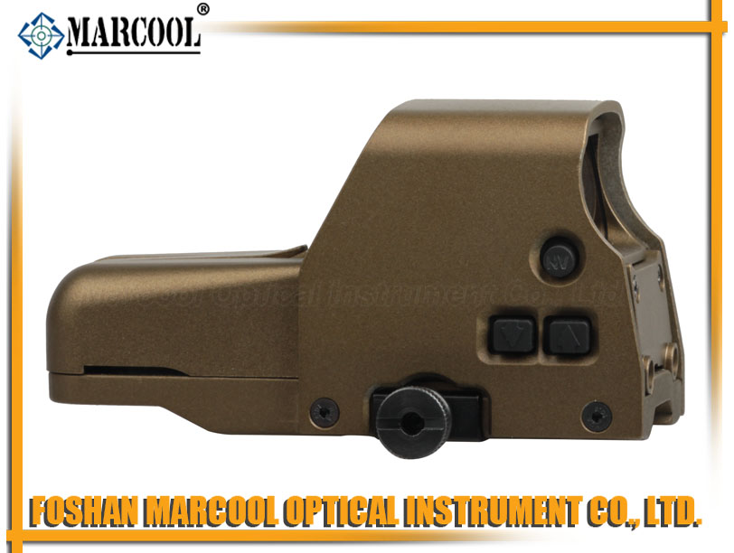 557 Holographic Weapon Sights Gold(HD-5)