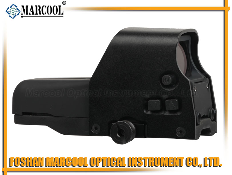 557 Holographic Weapon Sights Black(HD-5)