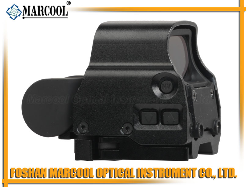 558B Holographic Weapon Sights W/QD Mount Black(HD-5)