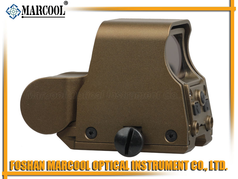 556 Holographic Weapon Sights Gold(HD-5)