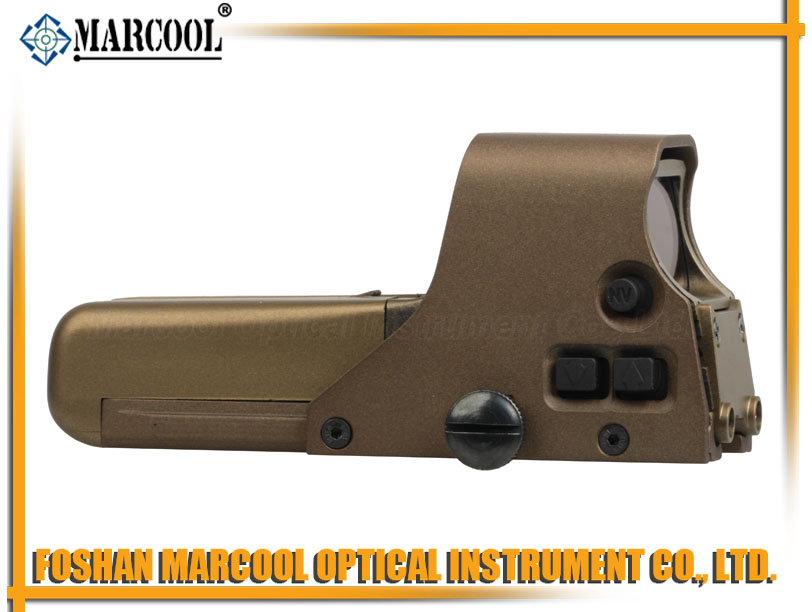 552B Holographic Weapon Sights Gold(HD-5)