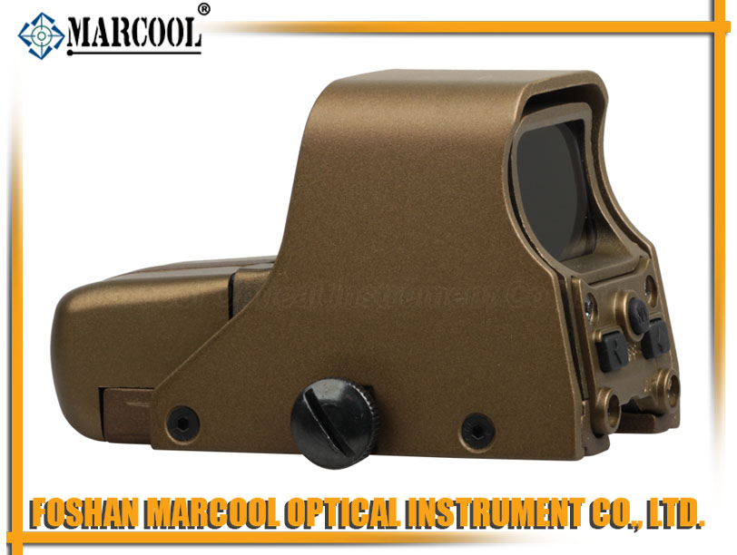 551 Holographic Weapon Sights Gold(HD-5)