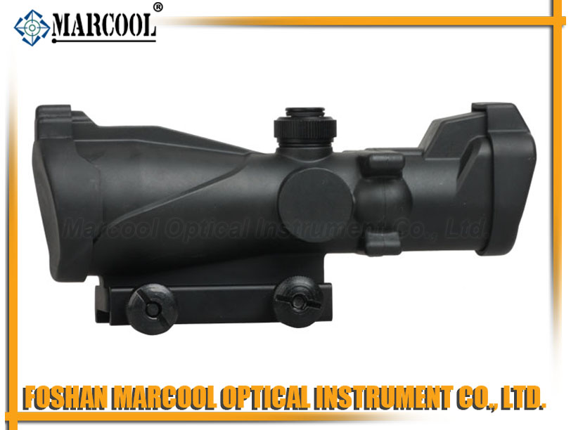 ACOG Type GL 5X40 Red/Green Dot(GL-540)Black