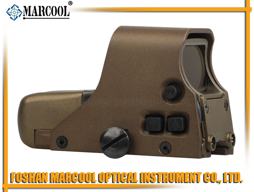 551B Holographic Weapon Sights Gold(HD-5)