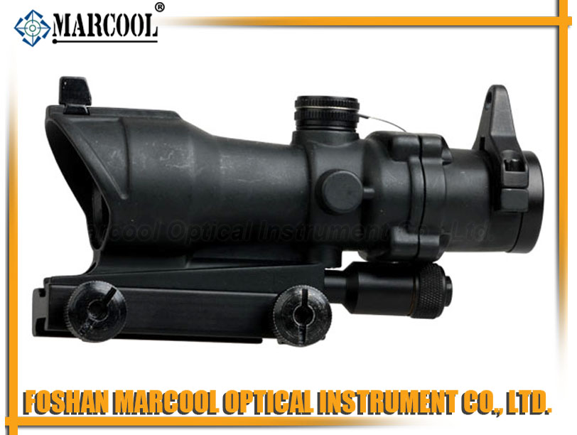 ACOG Type GL 4X32BE RED illuminated TA01NSN Black