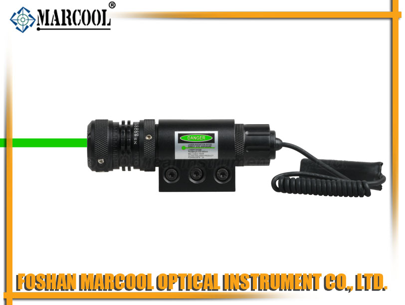 JG-4A Tactical Green Laser Sight Scope