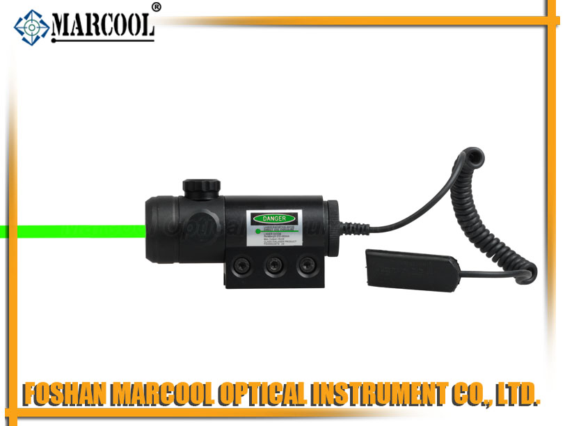outside adjustable Tactical Green Laser Sight Scope(M03)