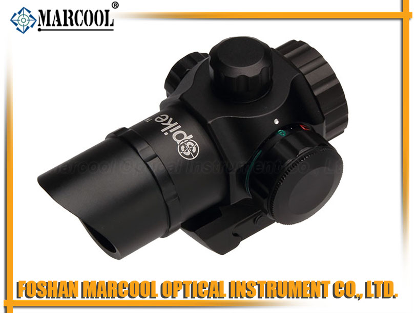2014NEW SPIKE Micro T-1 1x22 Red & Green Dot Open Reflex Sight(HD22C)