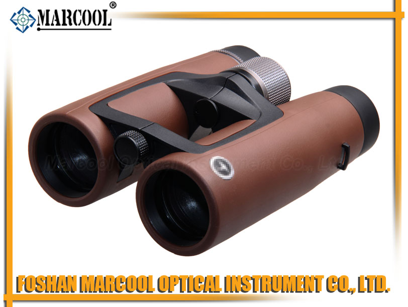 8X42 Brown Waterproof anti-fog Telescope