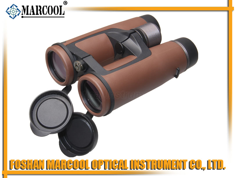 10X42 Brown Waterproof anti-fog Telescope