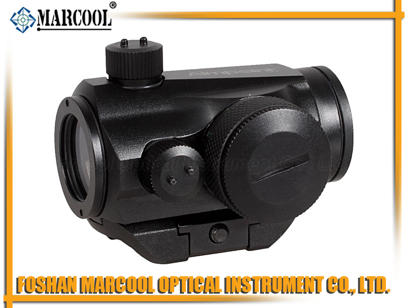 Micro T-1 Reflex Sight with Red / Green Dot in Black Body (2015)