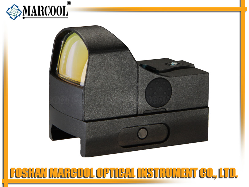 Waterproof Tactical Brightness Red dot Sight