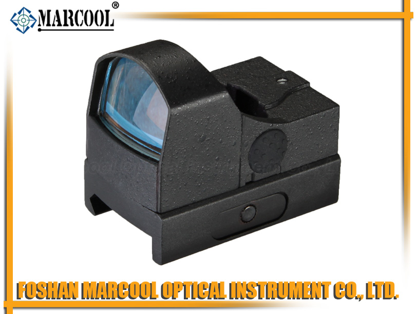 Manually  Brightness Red dot Sight with Illumination Red & Green