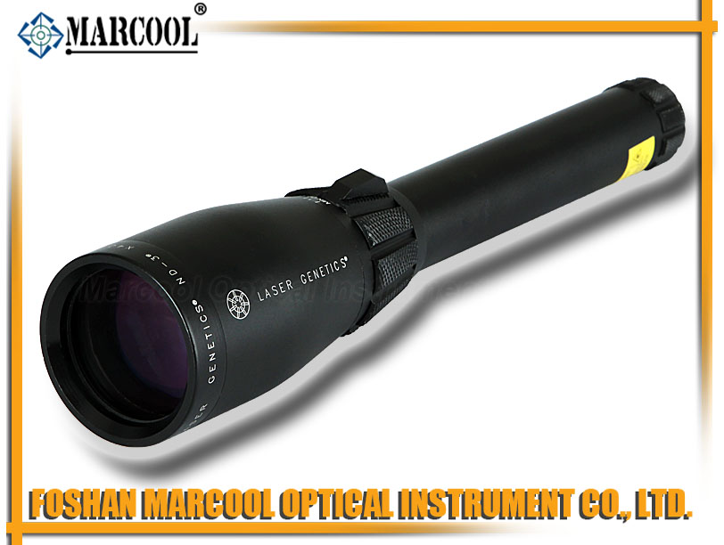 ND-3X40 GREEN LASER GENETICS