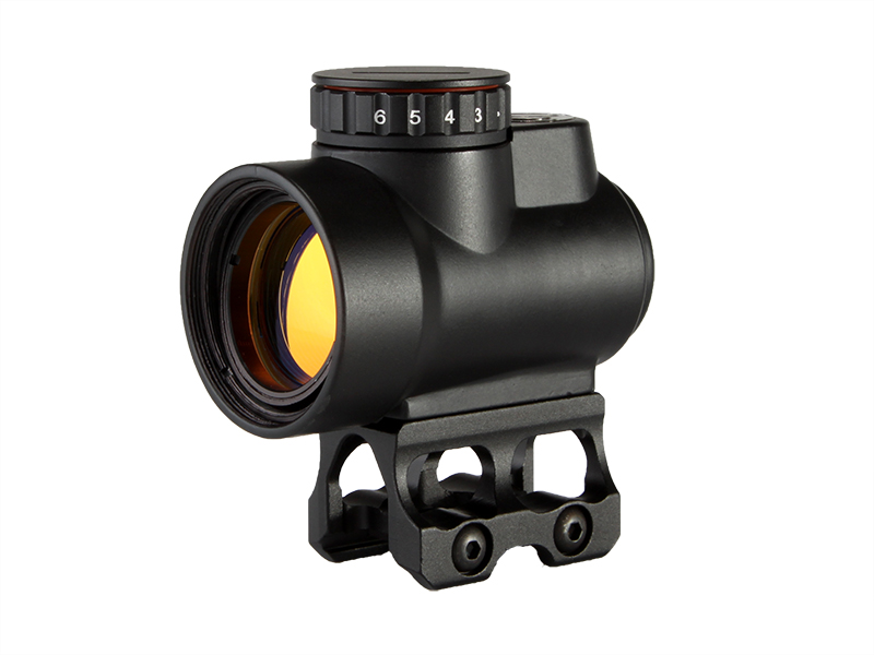 MRO 1X25 sealed miniature reflex sight (Black)
