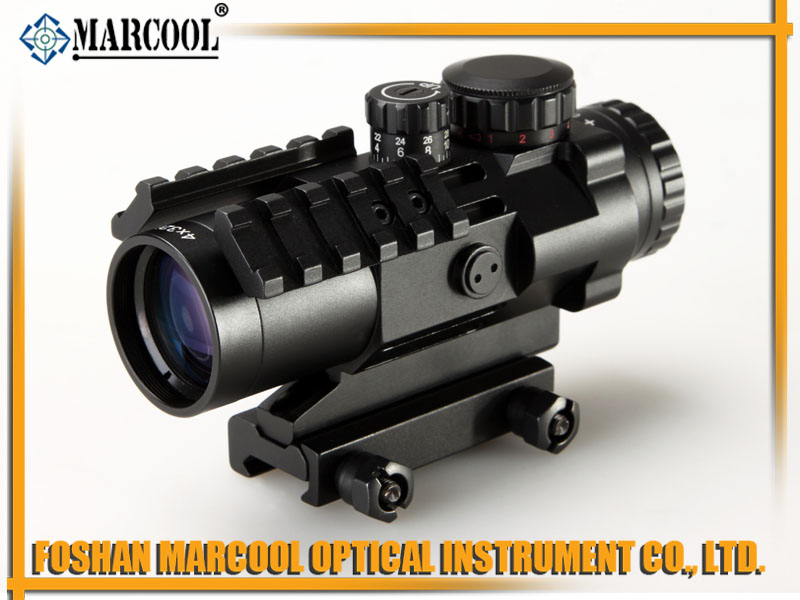 4X32i Tactical Prism Scope