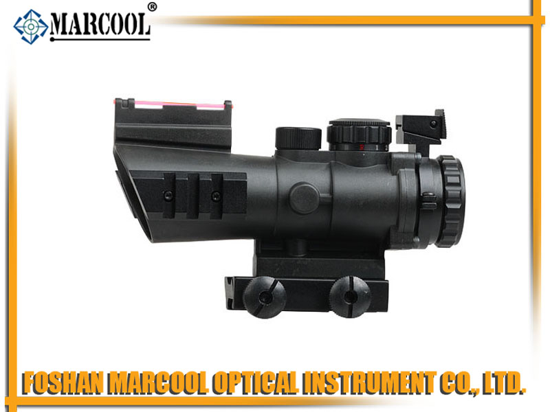 ACOG Type 1X32 Red/Green Dot HD-20 Black With 20MM RAIL