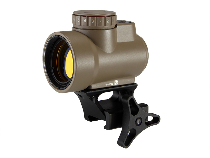 MRO 1X29 sealed miniature reflex sight (Tan)