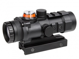 Gp01 3x32mm  Fiber Source RedIlluminated Scope