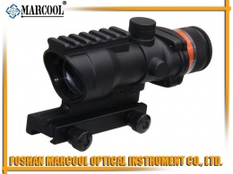ACOG SCOPE GL 4X32 With Red Fiber & Upper Mount Base