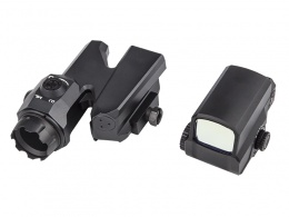 D-EVO Magnifier with LCO Red Dot Sight