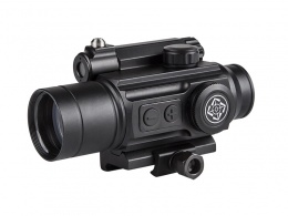 1x30 Red Dot Sight & Laser Combo With Rail Mount