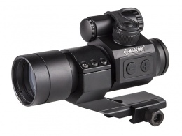 1X 30 Red Dot Right Scope With Cantilever Mount