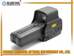 518 Weapon Holographic Sight With QD in Black