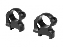 25.4MM steel quick detachable scope mount rings(High)