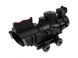 4X32G Riflescope With Illumination And Mount