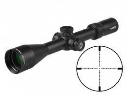 Marcool EVV 6-24x50 SFIR FFP Scope MAR-055