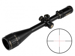 MARCOOL EST 6-24X50 AOIRGL Fully coated Glass reticle RIFLE SCOPE MAR-102