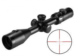 3-9X42 IRG Riflescope Integrated Red Laser MAR-060