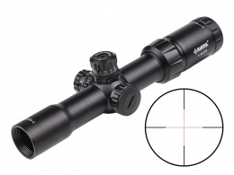 MARCOOL EST 1-4X28 IRGBL RIFLE SCOPE MAR-102