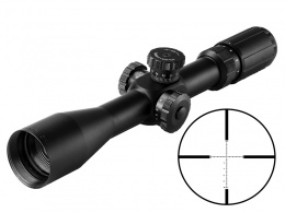 4-14X44 SFL FFP RIFLESCOPE MAR-002