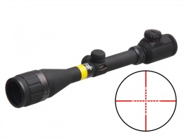 3-12X40 AOE Rilfescope with Frosted Finish MAR-007