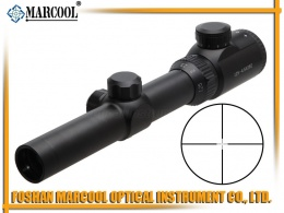 EB(EDENBEGR) 1.25-4.5X26 E Rifle Scope