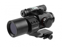 MARCOOL Tilted-Mounts 1x30 Red Dot with Green Laser