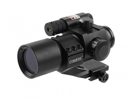 MARCOOL Tilted-Mounts 1x30 Red Dot with Red Laser