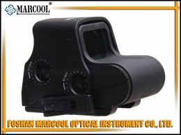 556 CQB T-DOT Holographic Sight in Black with Graphic Box