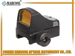 Auto Ruggedized Miniature Reflex sight in Black III